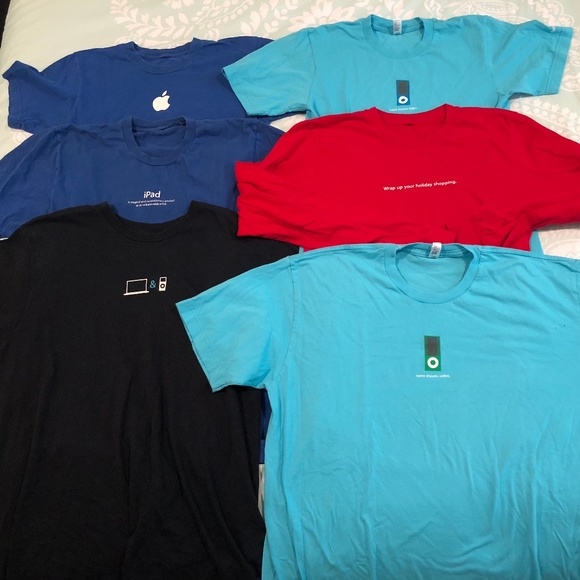 Other - Apple Store Older Employee Shirts